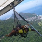 joshua hang-gliding