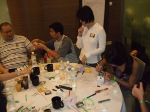 Creative Juice Program with Tetra Pak
