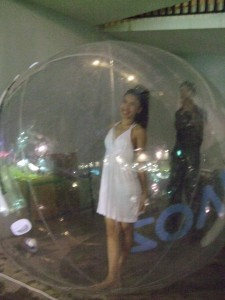 Dancers in ZOVB Ball