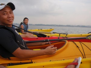 kelong kayak program