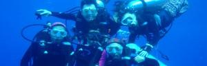 scuba courses and trips fun