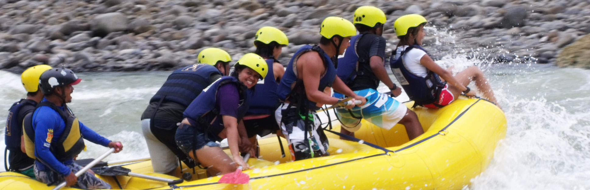 best rafting adventure in philippines