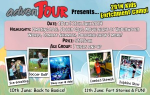 June Holiday Camp for Students