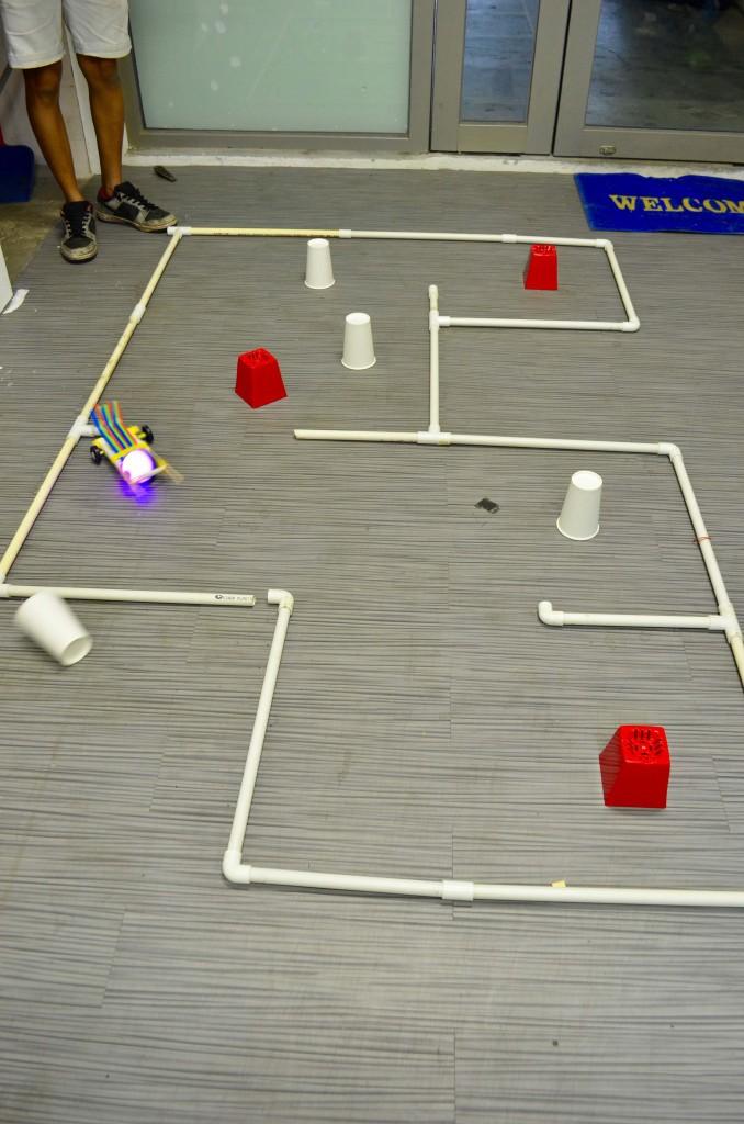 Sphero Course