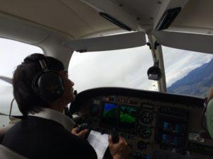 fixed wing pilot training