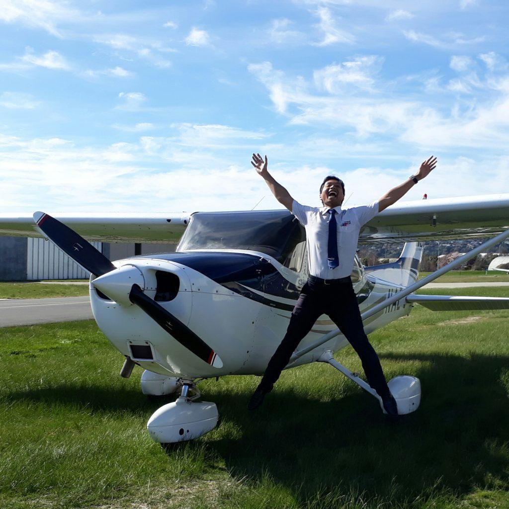 PPL pilot fixed wing