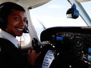 fixed wing flight training singapore