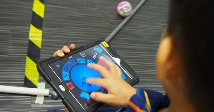 robotics class for kids