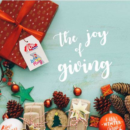 Christmas Giving.Heartwarming Display Of Kindness The Wow Experience Pte Ltd