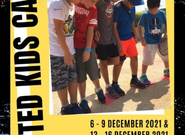 8 to 12 yrs old holiday camps