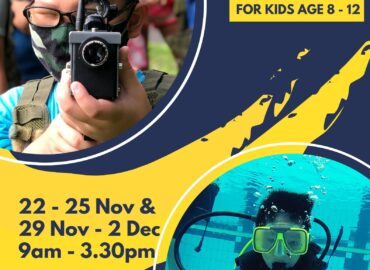 year end holidays kids camp